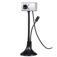 Desktop USB Webcam with Stand 720P