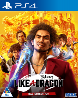sega Yakuza Like a Dragon Limited Edition