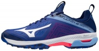 Mizuno Wave Panthera Hockey Shoes BlueWhite