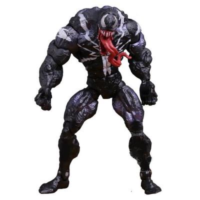 Spiderman Maximum Venom Titan Hero 12 Toy Action Figure with Blast Gear