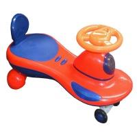 Childrens Rolling Twist Car Skate