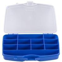 Port Bag Toolbox Blue 12 Compartments