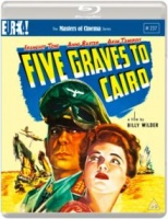 Five Graves to Cairo The Masters of Cinema Series