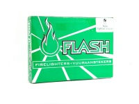 Flash Firelighters with Lighter