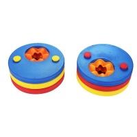 Kids Arm Float Discs Swimming Arm Band Pool