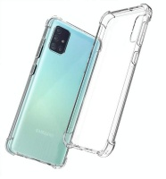 Samsung Amazing Scentses Shockproof Gel Case for A31 Clear