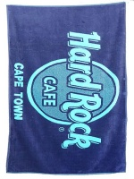 Hard Rock Café Beach Towel 90x180cms