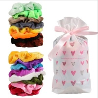 Styleberry Pack of 30 Colourful Scrunchies