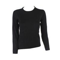 Blackcherry Black Skinny Crewneck Pullover