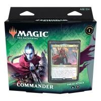 Magic The Gathering Magic The Gathering Zendikar Rising Commander Deck Sneak Attack