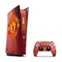 SkinNit Decal Skin For PS5 Digital Manchester United