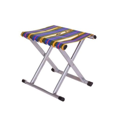 Metal Folding Stool Multicolour Seating