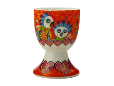 Maxwell Williams Maxwell and Williams Love Hearts Egg Cups Set of 6 Fan Club