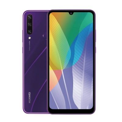 Photo of Huawei Y6p 64GB - Phantom Purple Cellphone