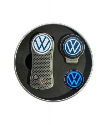 Photo of VW Logo Pitchfix Set