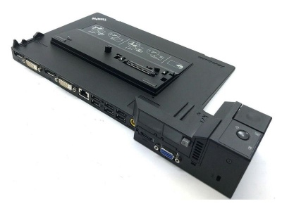 Photo of Lenovo ThinkPad 4338 Mini Plus Series 3 Docking Station - Refurbished