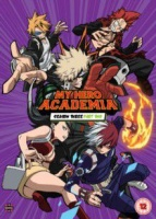 My Hero Academia Season Three Part Two