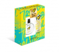 Lentheric I Love Tropical Vibes Eau De Parfum 50ml Whipped Cream 150ml