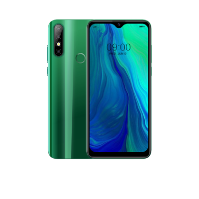 Photo of OALE XS 3 Green Cellphone