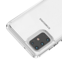 CellTime Galaxy A71 Shockproof Clear Cover