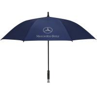 Mercedes Benz Merchandise Heavy Duty Golfing Umbrella Navy