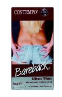 Contempo Bareback Condoms 12s