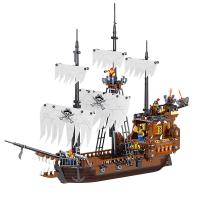 Zhe Gao Pirate Ship Wanderer Building Set QL1802 1171 Pieces