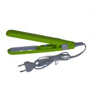 Kiddies Portable Hair Curler Straightener Lime