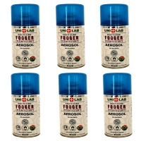 UniLab Fogger Sanitizer Spray 70 Alcohol Surface Disinfectant 3 Pack