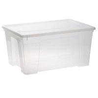 Pride Storage Box Contour Storage Organiser 45L