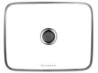 Scanpan Glass Lid for Roasting Pan 355x265cm