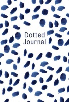 Dotted Journal Watercolour Brushstrokes