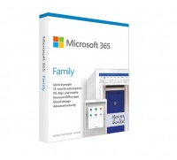 Microsoft 365 Family 1 Year Subscription