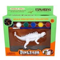 Clay Painting Nkylosaurus Dinosaur Model Childrens Model Painting Set