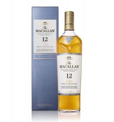 The Macallan Triple Cask 12YO