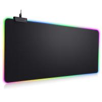 900 x 400mm Large RGB Colorful LED Lighting Gamig Mouse Pad