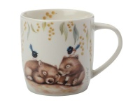Maxwell Williams Maxwell and Williams Sally Howell Mug 340ml in Gift Tin Wombat