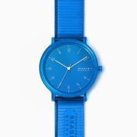 Skagen Aaren Blue Polyurethane Watch SKW6602