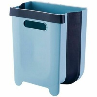 Hanging Waste Bins Blue
