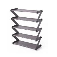 Stackable Shoe Organizer 5 Tier Shoe Rack Storage
