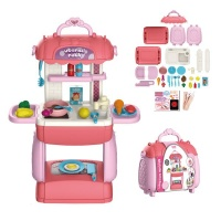 BTR Mini Pretend Play Set Mini Mobile Kitchen Play 3 1 Sling Bag Handbag
