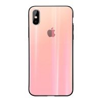 iTech Parts Iridescent iPhone 11 Pro Max Protective Case Pink