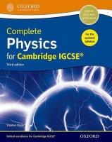 Complete Physics for Cambridge Igcserg Student Book