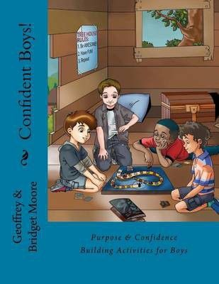 Photo of Confident Boys!: Purpose & Confidence Building Activities for Boys