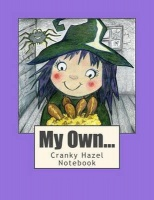 my own cranky hazel notebook large a4 book
