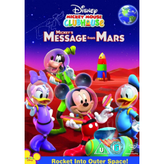 Photo of Disney Mickey Mouse Clubhouse Mickey's Message from Mars