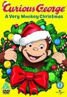 Curious George A Very Monkey Christmas
