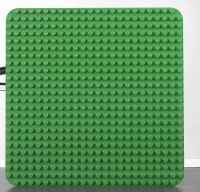 LEGO Duplo LEGO® DUPLO My First Large Green Building Plate 2304