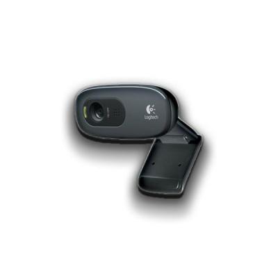 Logitech C270HD Webcam Dark Silver