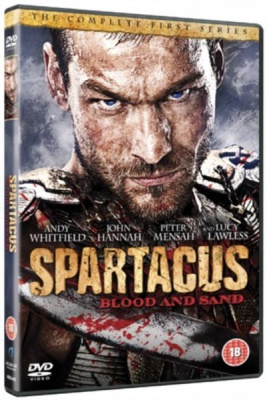 Spartacus Blood and Sand Series 1